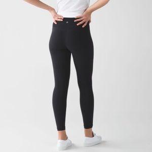 Lululemon black align leggings